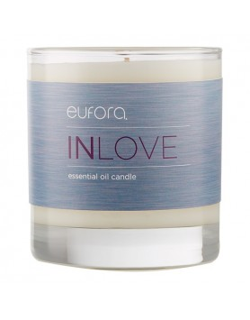 eufora wellness INLOVE essential oil candle
