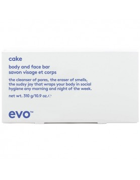 EVO Cake Body and Face Bar